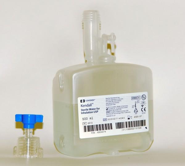 Respiflo H Karton 15x500ml Steriles Wasser