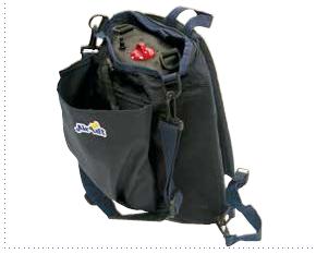 Backpack für Spirit 600 + 1200, Stroller