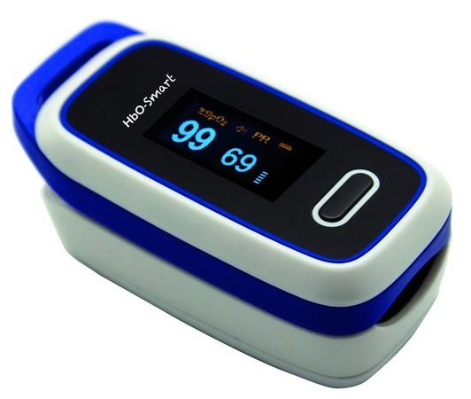 HbO-Smart Fingertip Pulse Oximeter