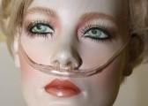 Sauerstoffbrille Weich Schlauch 2,1m