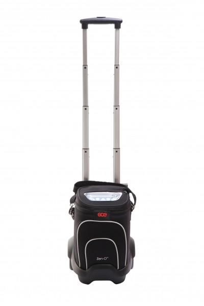 Zen-O mobiler Konzentrator 12 cell 2 Akkus